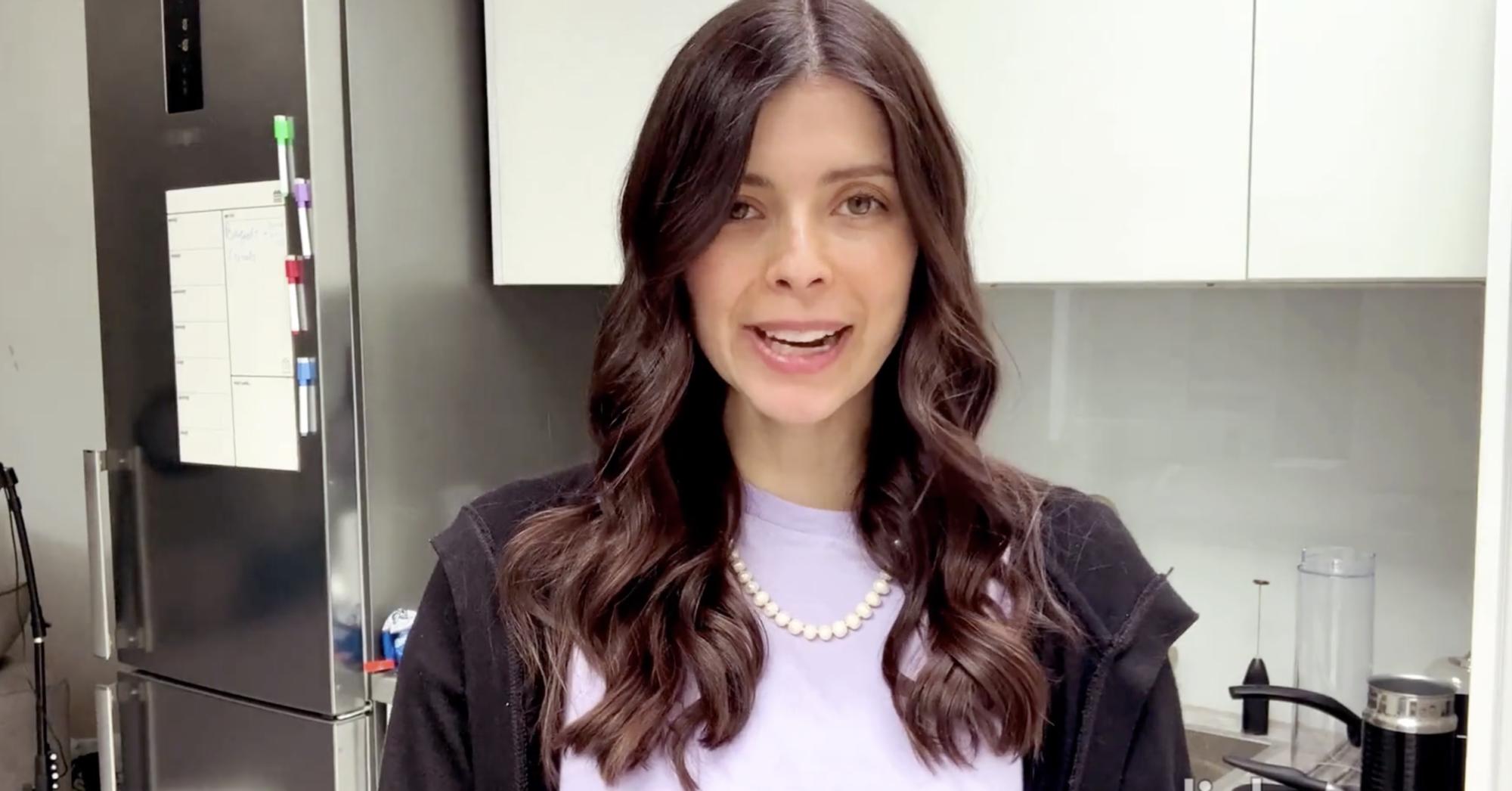 Introducing Nutritionist, Sophie Bertrand Video