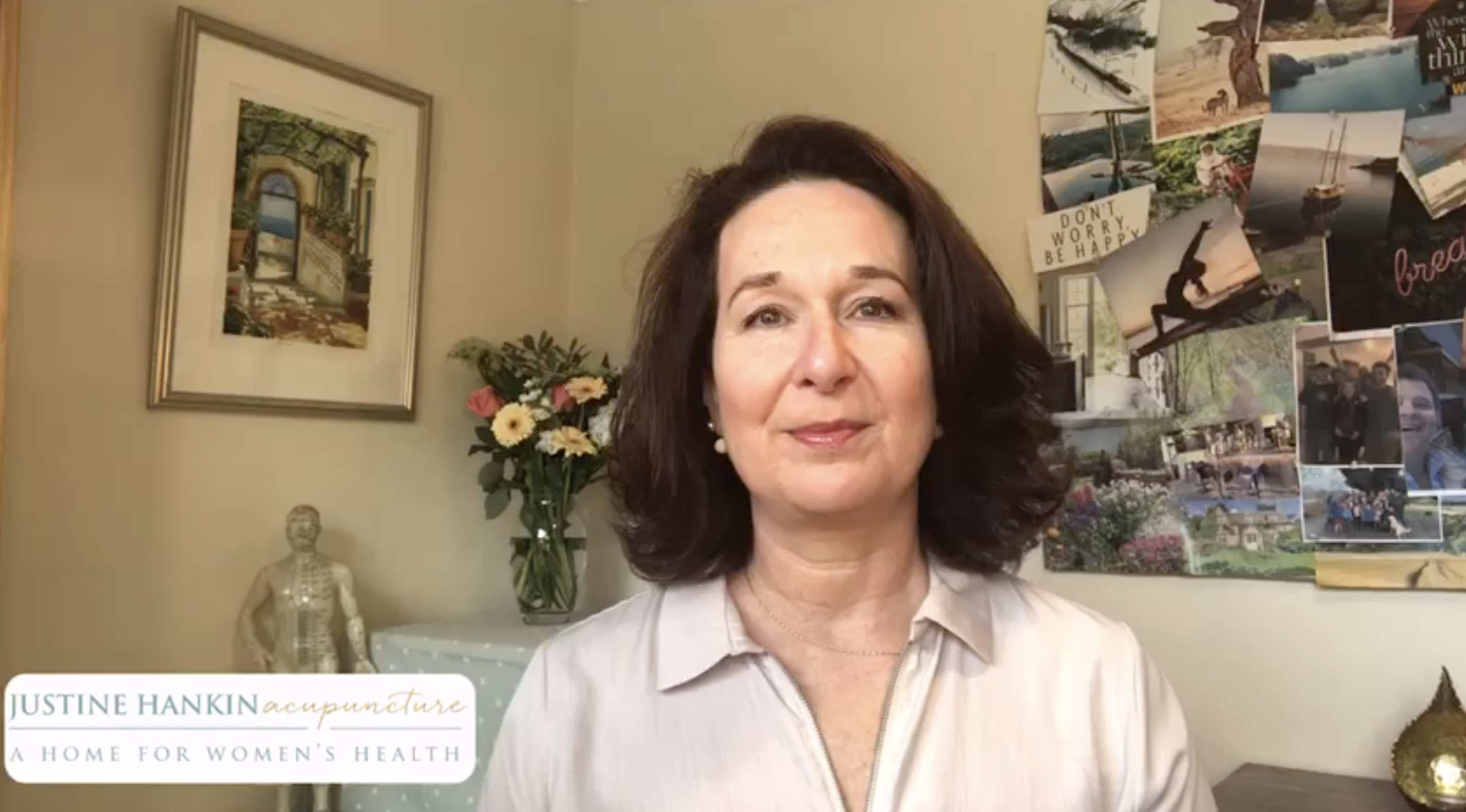 Justine Hankin – How I can help you Video