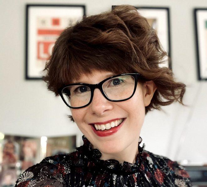 Charlotte Lidstone Bloss parenting expert