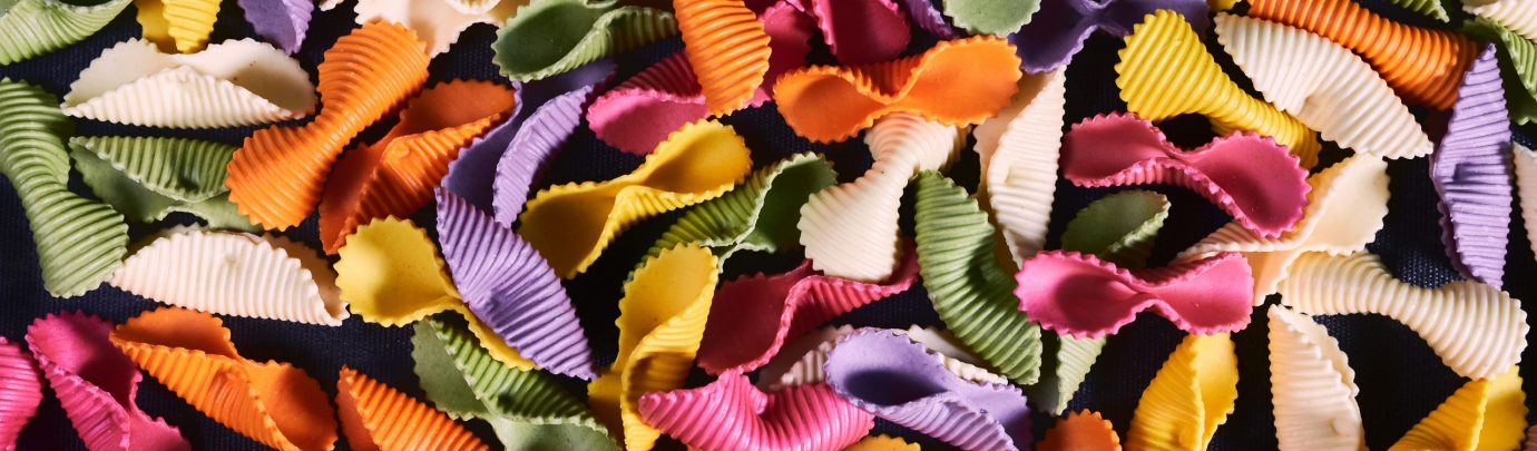 How to Make Coloured Pasta