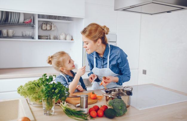 4 Healthy Food Tips for Kids