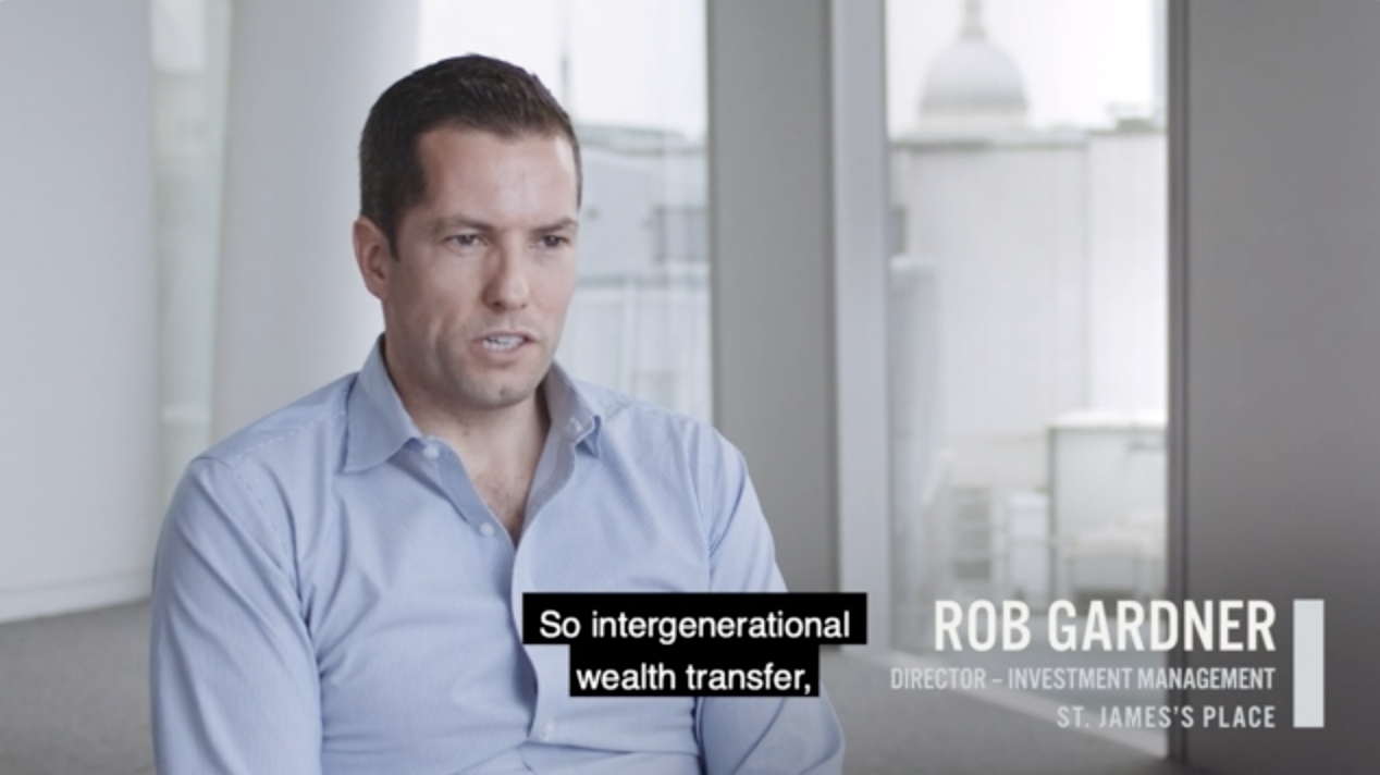 Inheritance & intergenerational wealth transfer Video