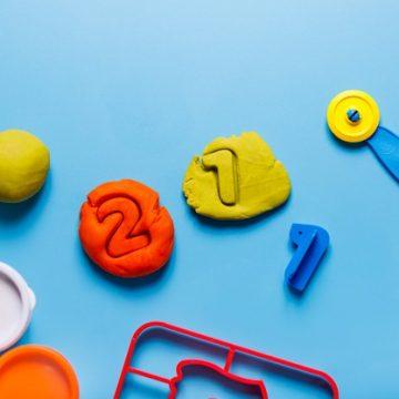 play dough Bloss Parenting experts