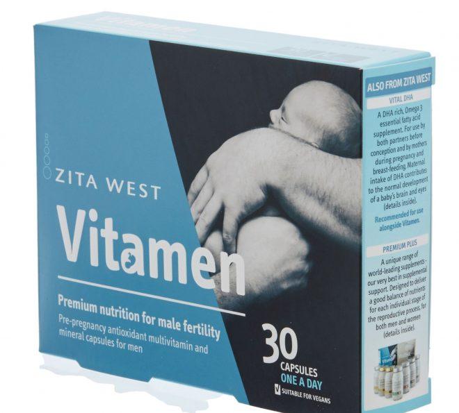 Bloss parenting experts Zita West Vitamen