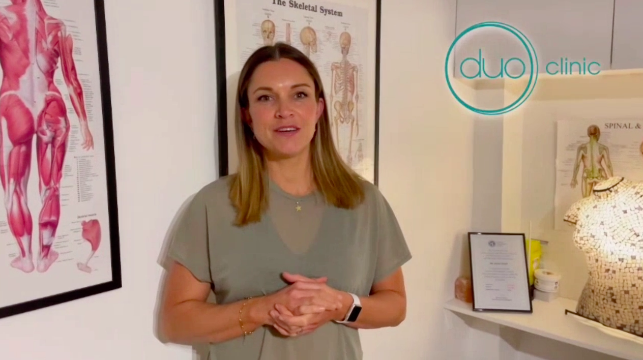 Jodie Doyle Osteopath Introduction Video