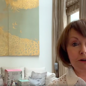 Zita West on bloss the home of parethood experts