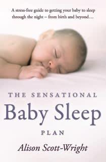 Book cover the Sensational Baby Sleep Plan