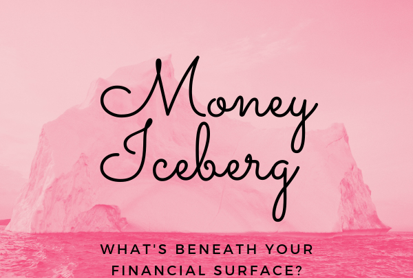 FREE – What is underneath your money surface? Money Iceberg game