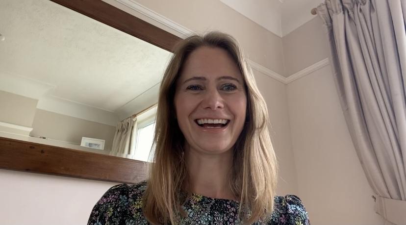 Bloss intro to Sarah Lindsay Brown Video