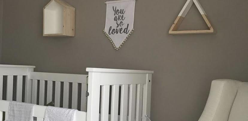 Creating a nursery to aid a good night's sleep