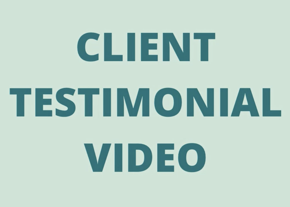 Client testimonial of Eden aged 3 years old Video