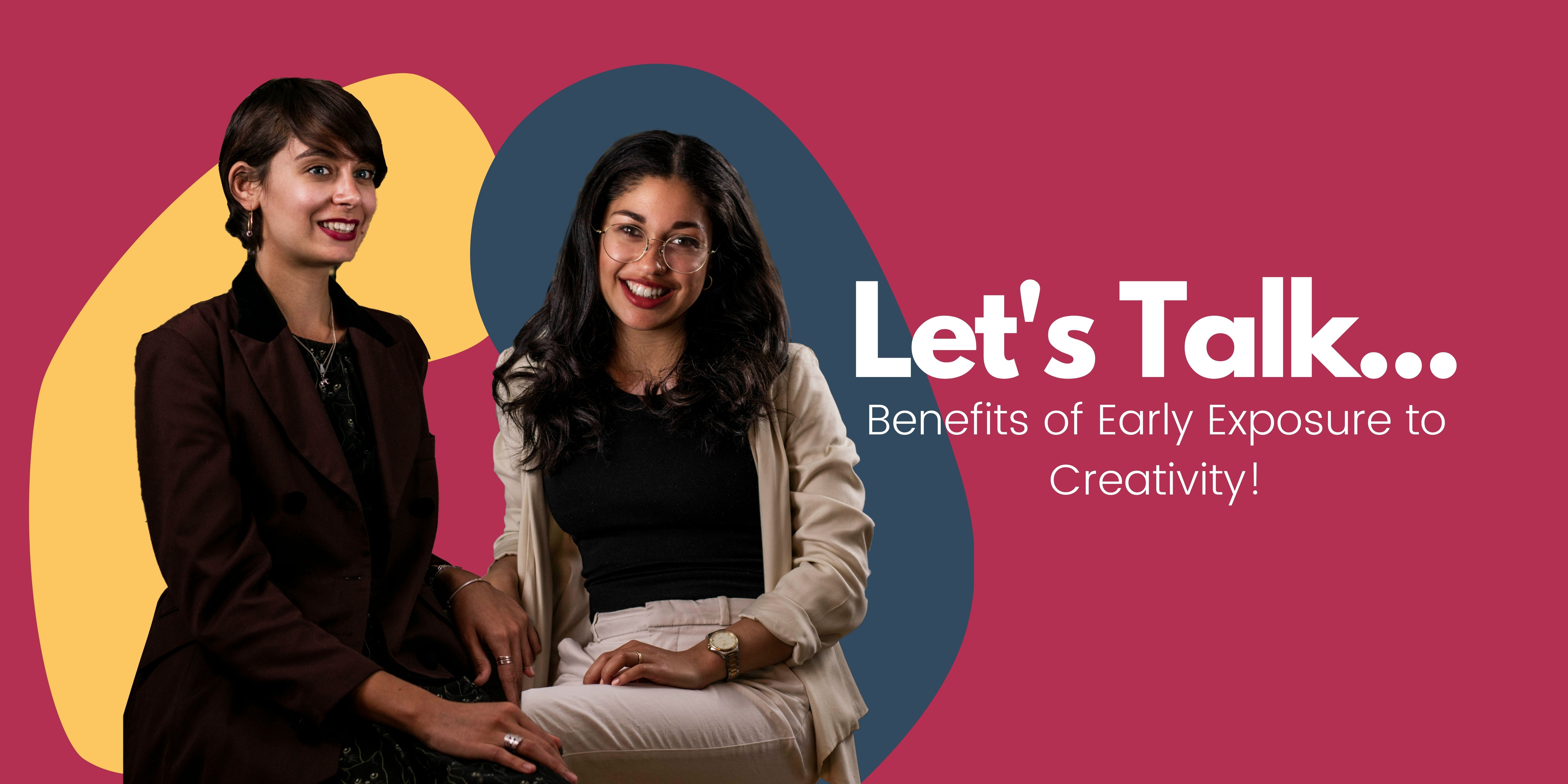 Benefits of Early Exposure to Creativity Video