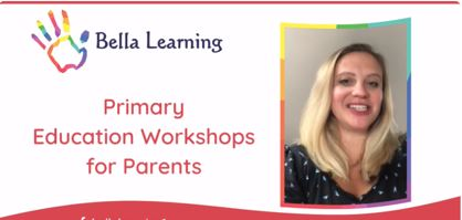 Primary Education Workshops For Parents Video