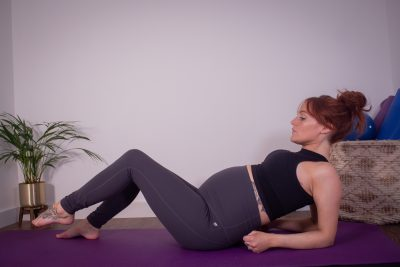 3 Exercises for Pelvic Girdle & Back Pain Video