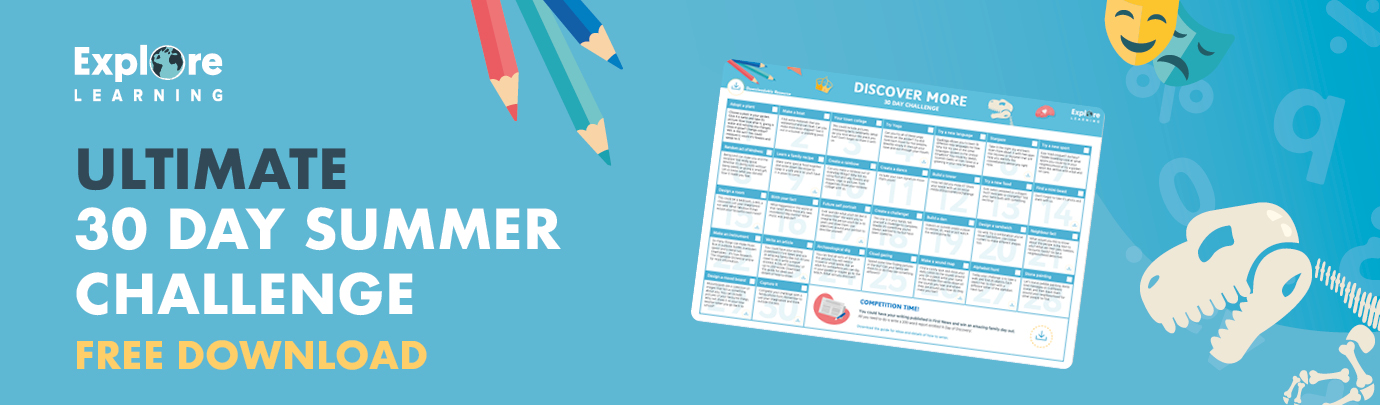 Discover More This Summer!