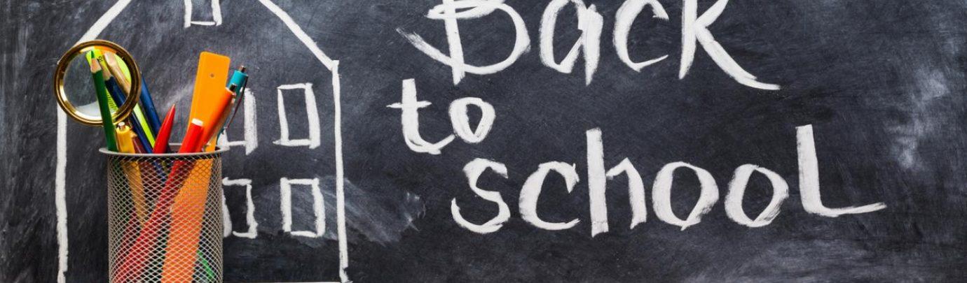 Managing a Successful School Return!