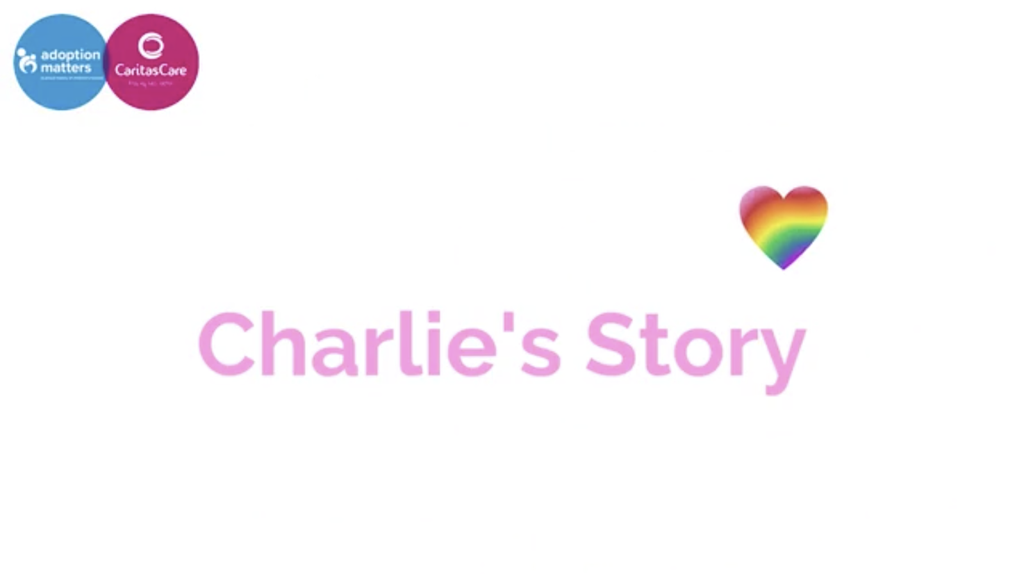 Charlie's Adoption Story as a LGBTQ+ Parent Video