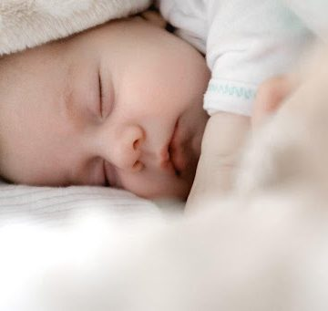 tips on getting a baby to sleep all night